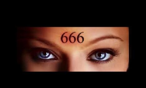 666inyourforehead